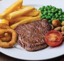 Steaks from £5