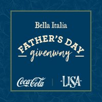 Free drink for Dad on Father's Day