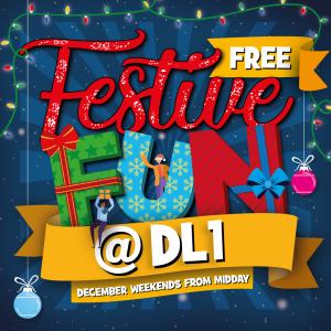 Festive Fun at DL1