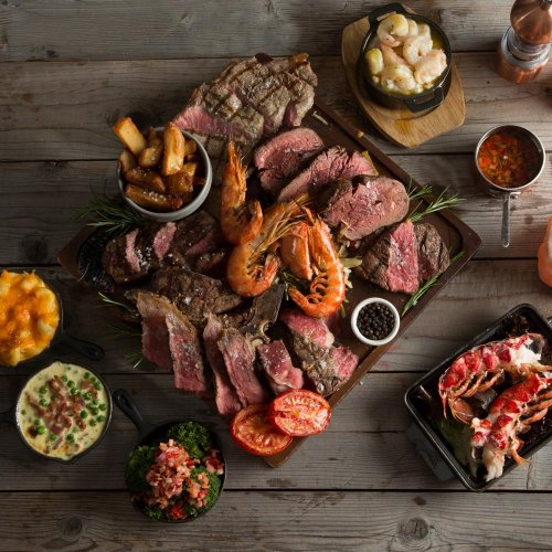 Exciting New Restaurant – Tomahawk Steakhouse opening at DL1